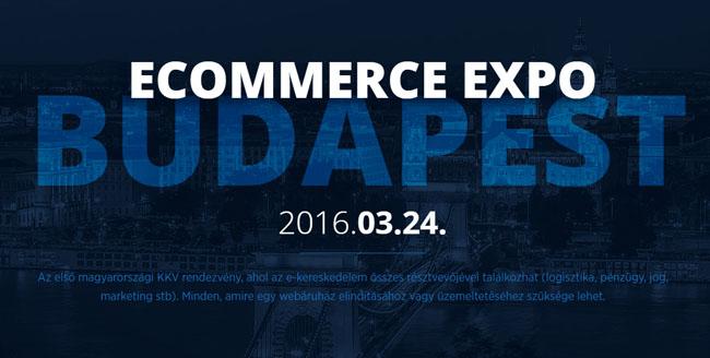 Percről percre az Ecommerce Expo 2016-ról