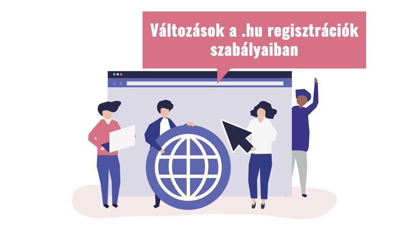 Változások a .hu regisztrációk szabályaiban