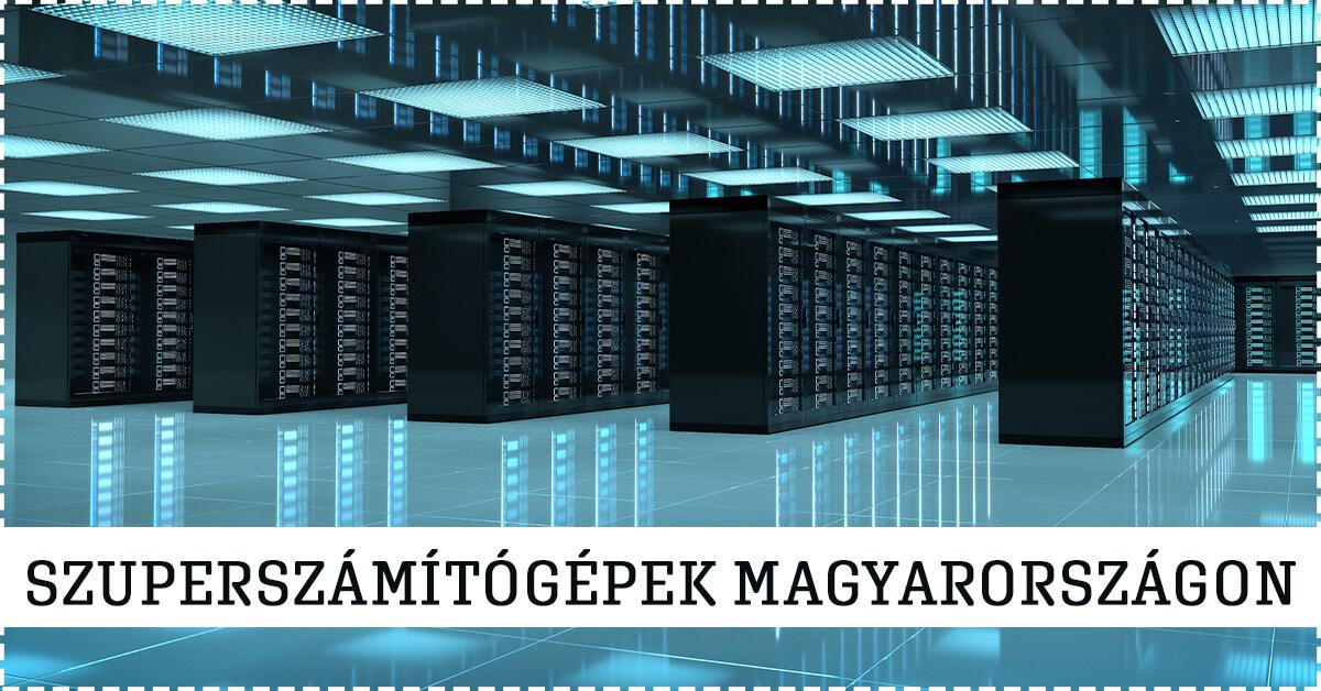 Szuperszámítógépek Magyarországon – mik ezek és mire használják őket?